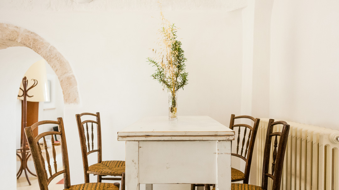Panaché, sala da pranzo - Agriturismo nei Giardini di Pomona