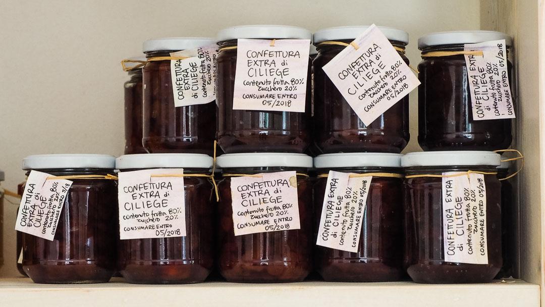 Confetture di ciliegie - La Bottega di Pomona