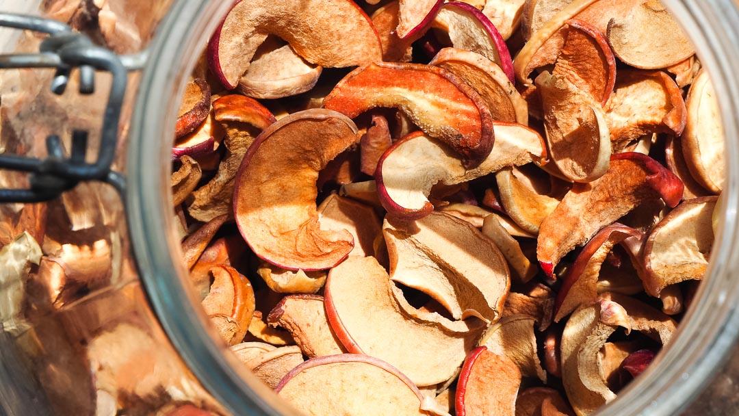Chips di Mela - La bottega di Pomona